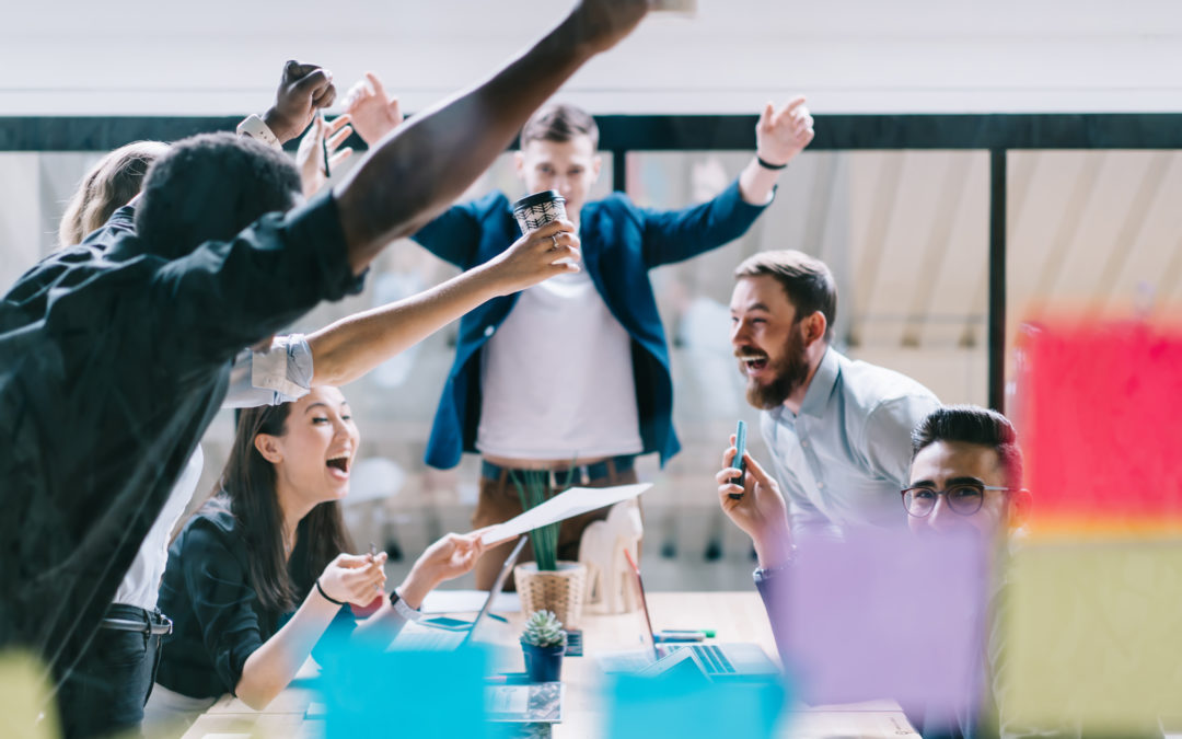 Repenser l'innovation en entreprise 2/5 : Lightning decision jam